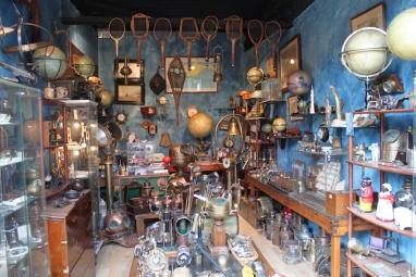 My favorite shop at the e marchÈ aux Puces.