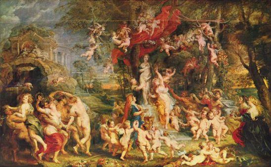 Rubens-Venusfest