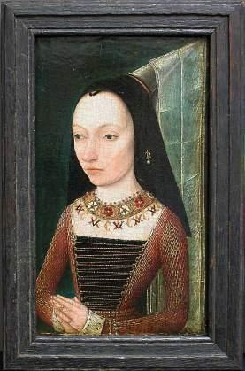 Anonyme MargueriteYork ca1468 Paris Louvre inv.R.F.1938-17